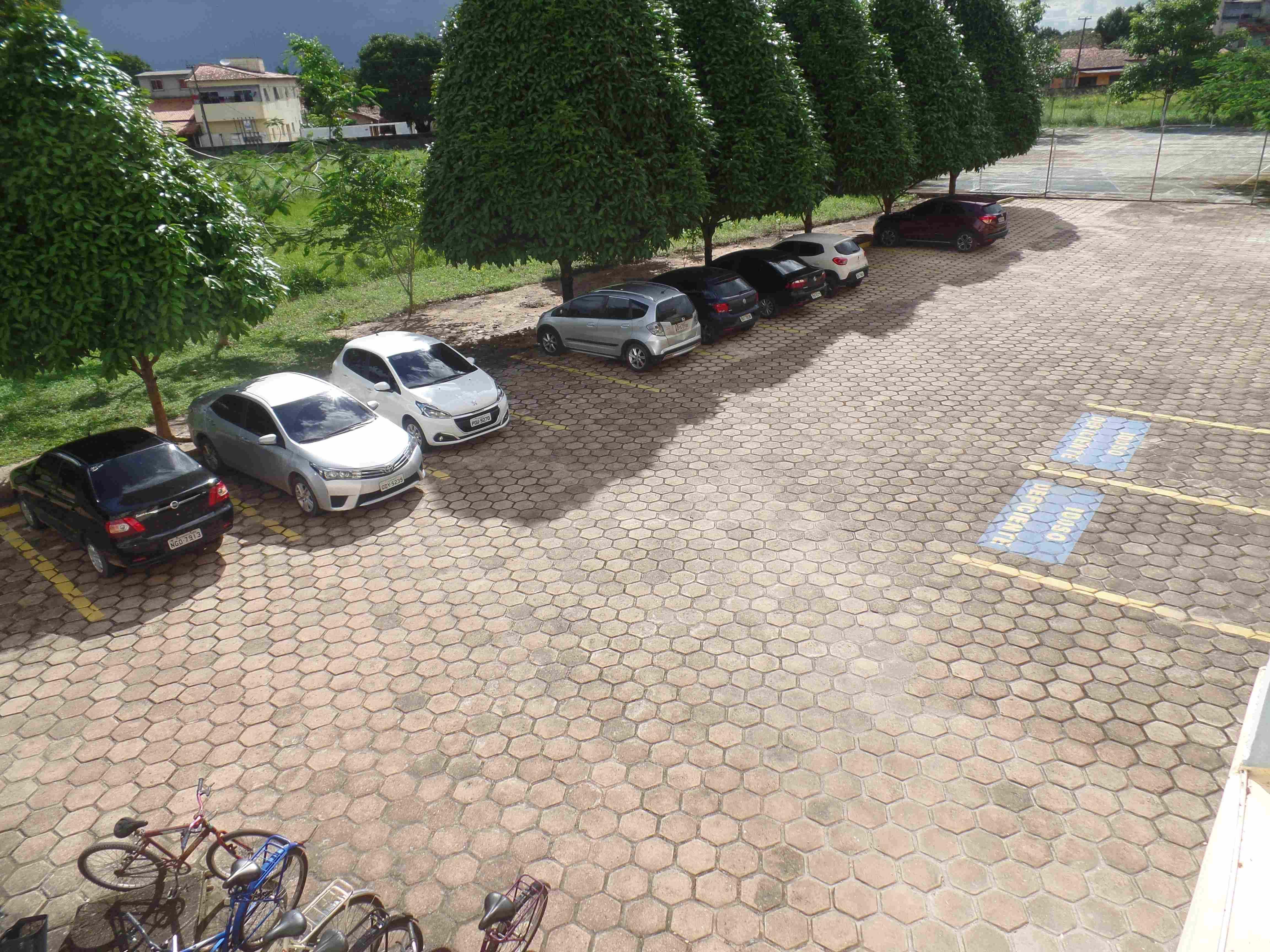 Estacionamento para Veículos automotores